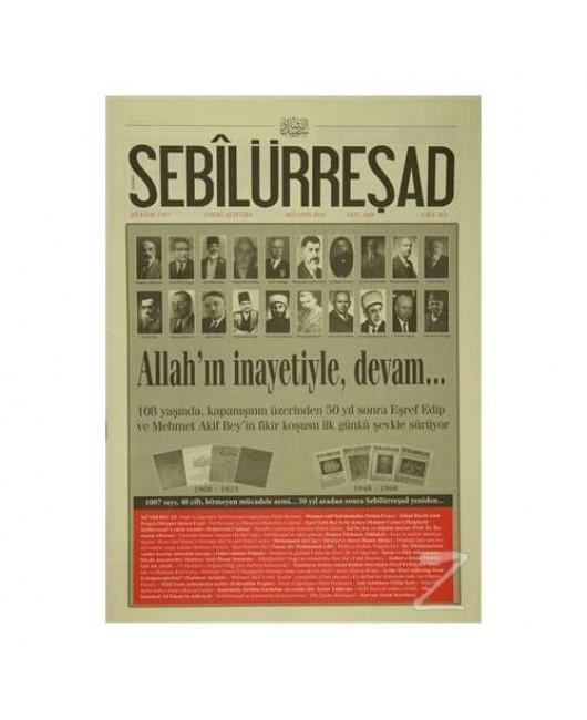 Sebilürreşad Dergisi Sayı: 1008 Ağustos 2016