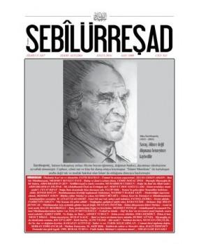 Sebilürreşad Dergisi Sayı: 1009 Eylül 2016