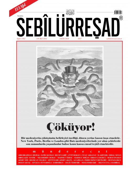 SB 1057 - SEBİLÜRREŞAD DERGİSİ EKİM 2020