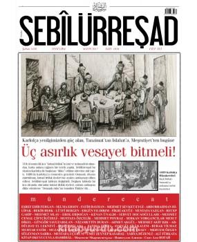 S 1016 - SEBİLÜRREŞAD DERGİSİ MAYIS 2017
