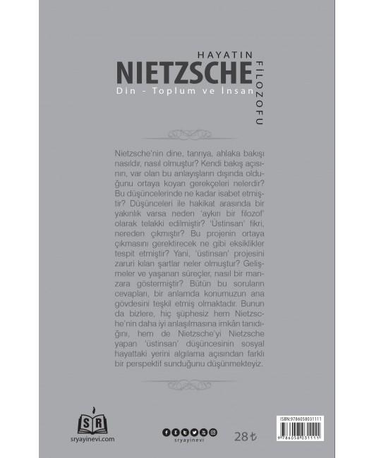 SR002/ Hayatın Filozofu Nietzsche - Nizameddin Duran