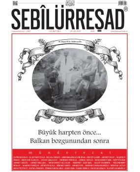 S 1036 - SEBİLÜRREŞAD  DERGİSİ  OCAK  2019